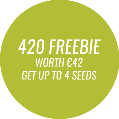 420 Free Seed Bundle worth €42